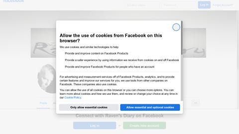 """Vorschaubild der Homepage von """"Raven's Diary"""" - das musikalische Projekt des Singer/Songwriter Raven. Melancholie & tiefste Einblicke in die Seele werden schonungslos offenbart.  Klassische/Orchestrale Harmonien treffen auf Elektronische Elemente. Überwiegend deutschsprachige, gesprochene Lyrics geleiten den Zuhörer in eine düstere, melancholische Gedankenwelt..."""