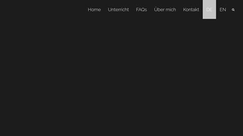 Vorschaubild der Homepage von